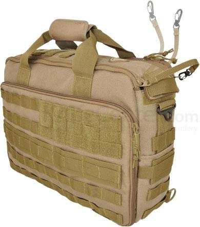 Hazard 4 Ditch Tactical Laptop Briefcase, Coyote