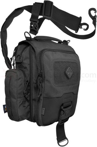 Hazard 4 Kato Tablet and Netbook Mini-Messenger Bag, Black