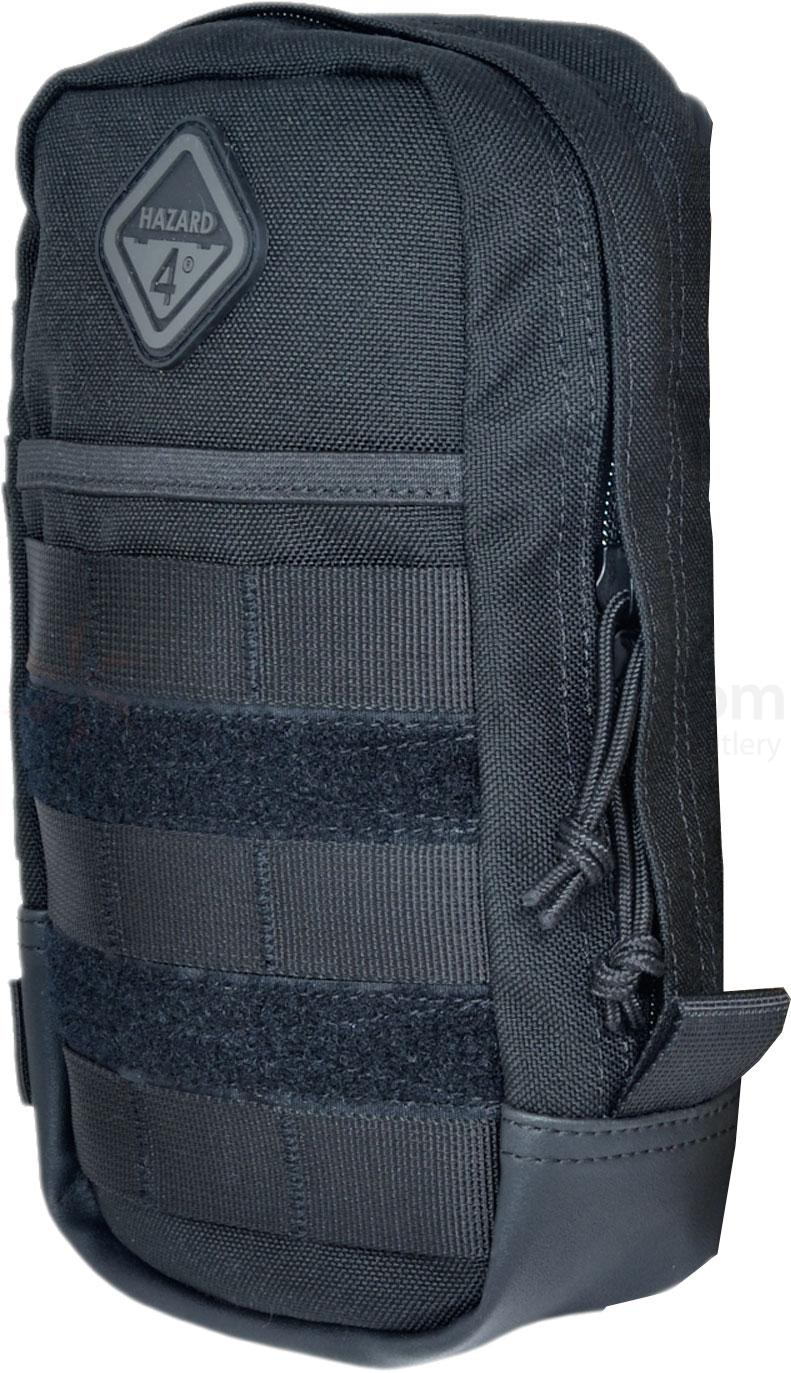 Hazard 4 Broadside Modular Zip Pouch, Black
