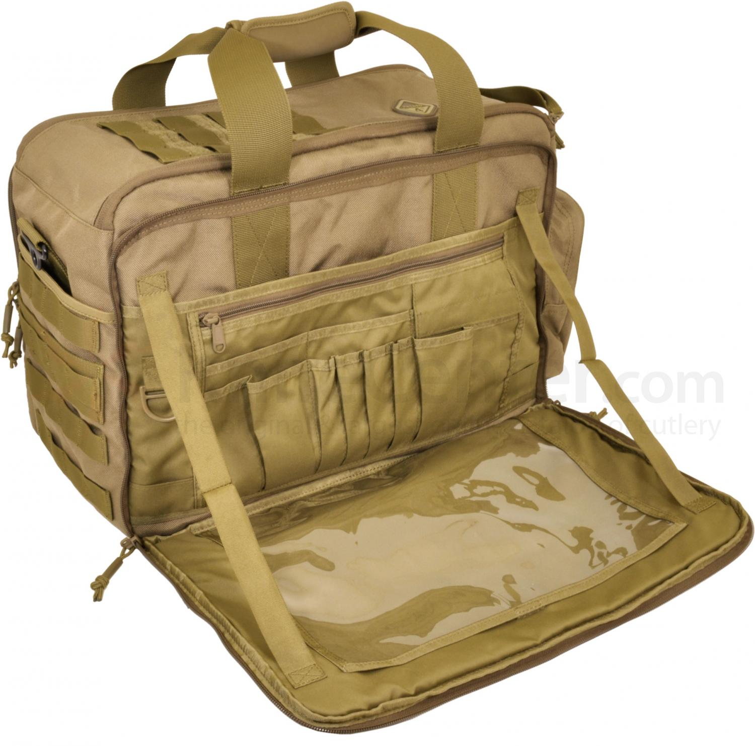 Hazard 4 Spotter Dividable Range Bag, Coyote