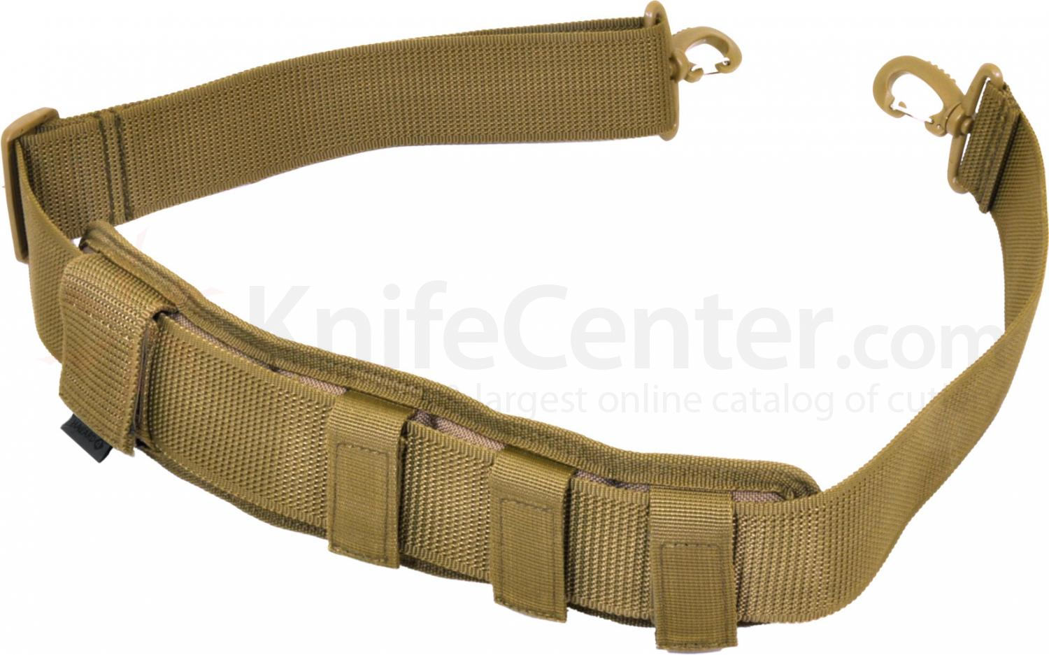 Hazard 4 2 inch Shoulder Strap with Removable Pad, Coyote