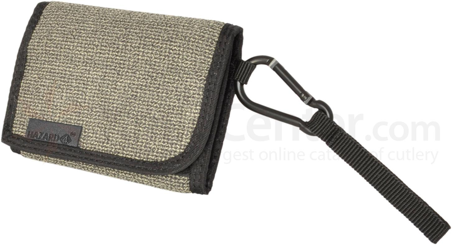 Hazard 4 Mil-Wafer Slim Biner Wallet, Kevlar