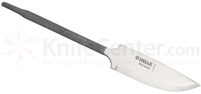 Helle Nying Knife Making Blade 3 inch Triple Laminated Stainless Steel Blade