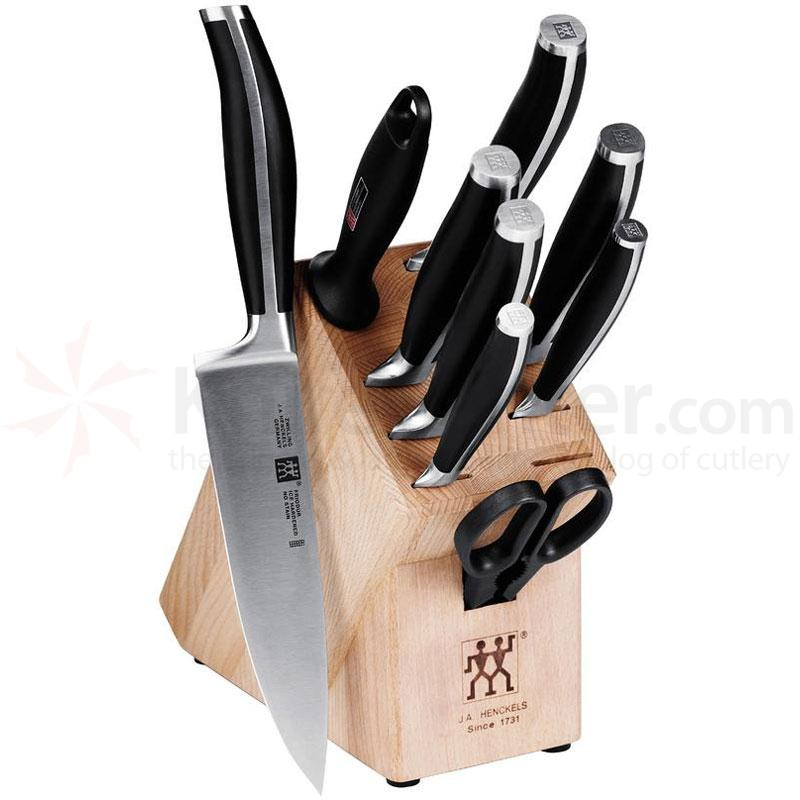Zwilling J A Henckels Twin Cuisine 10 Piece Block Set