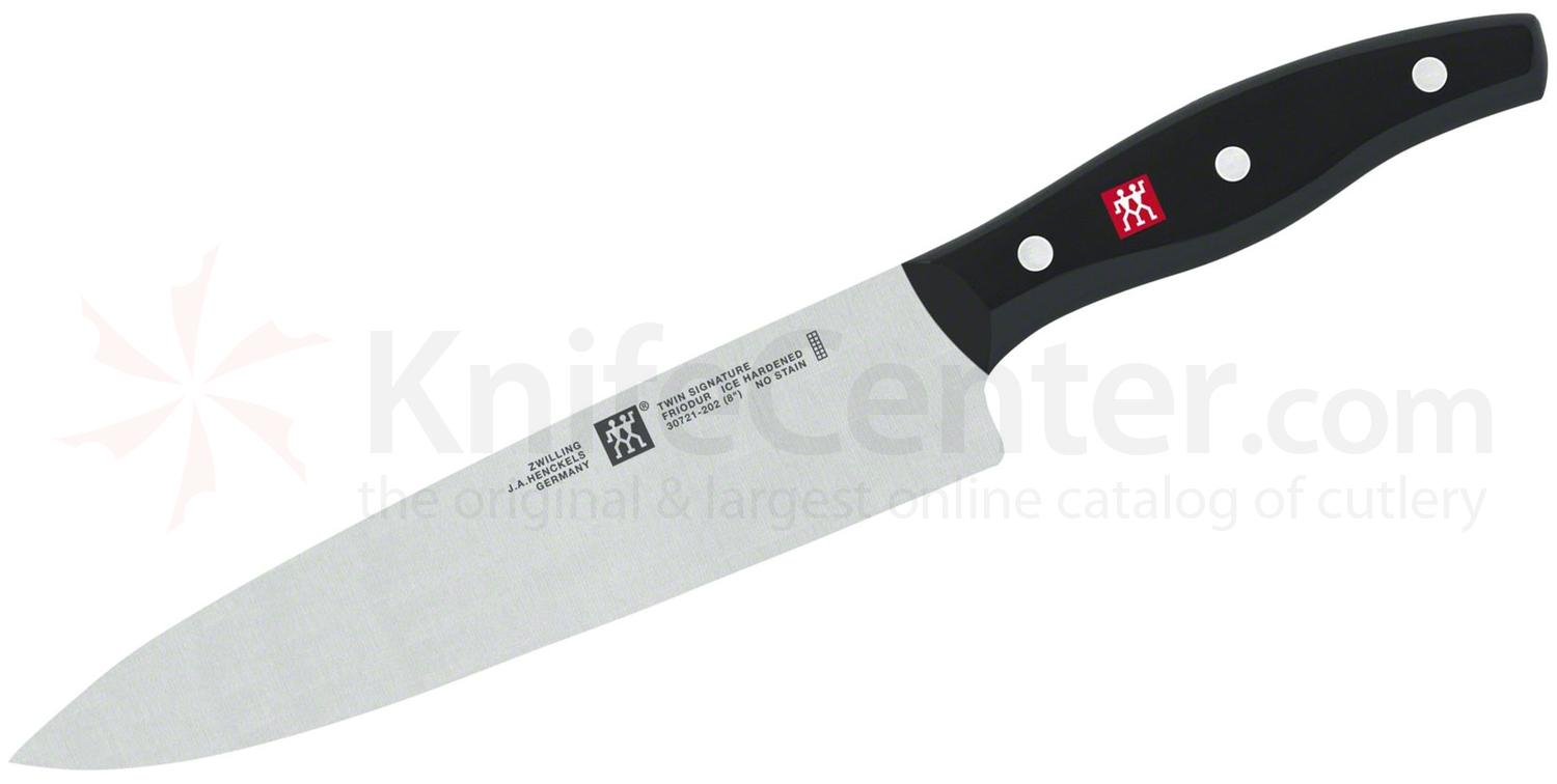 Zwilling J.A. Henckels TWIN Signature 8 inch Chef's Knife
