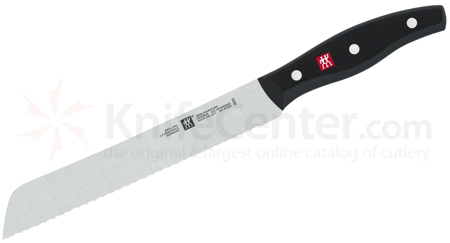 Zwilling J.A. Henckels TWIN Signature 8 inch Bread Knife
