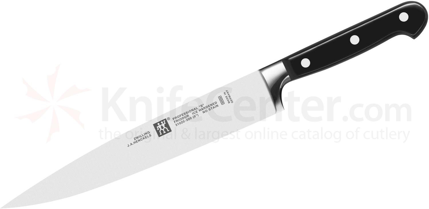 Zwilling J.A. Henckels TWIN Pro 'S' 8 inch Carving Knife