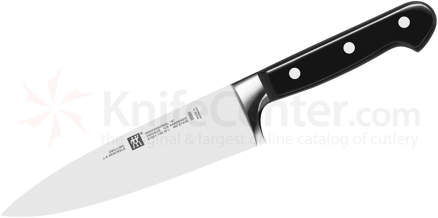 Zwilling J.A. Henckels TWIN Pro 'S' 6 inch Chef's Knife