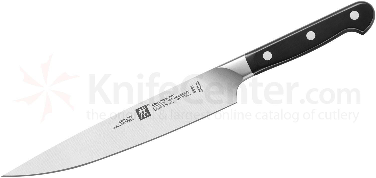 Zwilling J.A. Henckels Pro 8 inch Slicing Knife (38400-203)