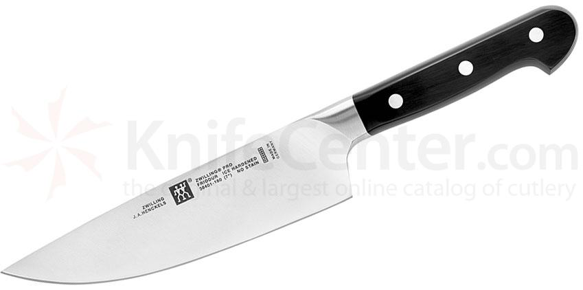 Zwilling J.A. Henckels Pro 7 inch Chef's Knife