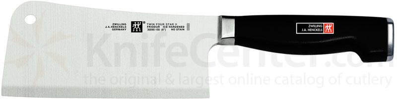 Zwilling J.A. Henckels TWIN Four Star II 6 inch Meat Cleaver