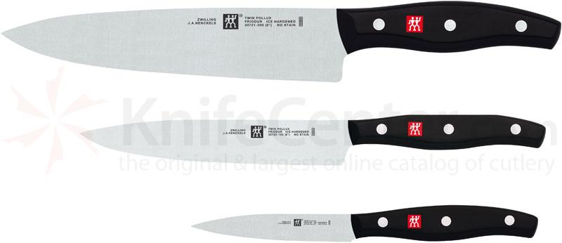 Zwilling J.A. Henckels TWIN Signature 3 Piece Starter Kitchen Knife Set