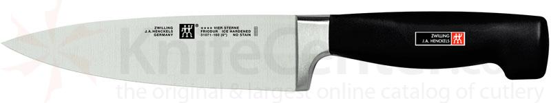 Zwilling J.A. Henckels TWIN Four Star 6 inch Chef's Knife