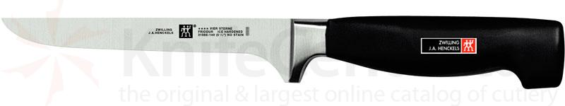 Zwilling J.A. Henckels TWIN Four Star 5-1/2 inch Flexible Boning Knife