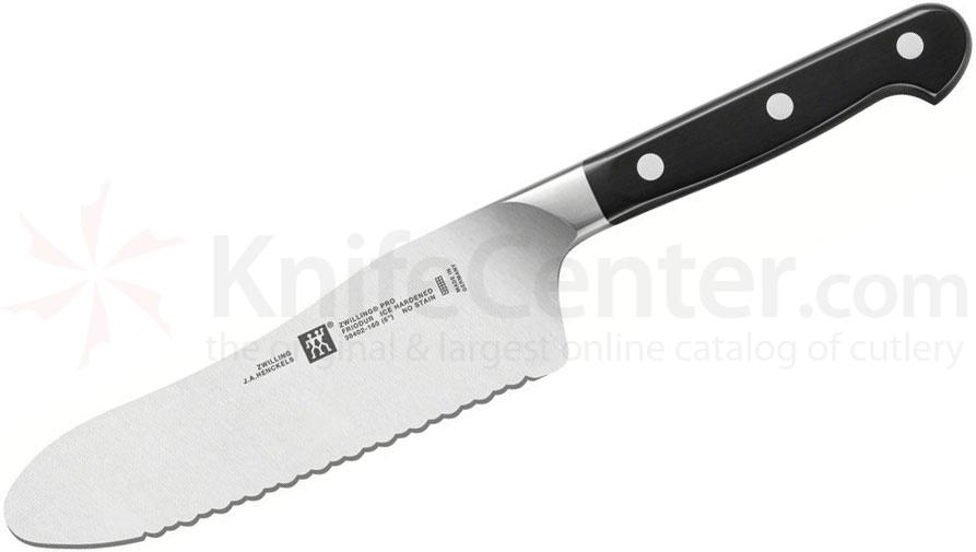 Zwilling J.A. Henckels Pro 6-1/2 inch Panini Knife (38402-163)