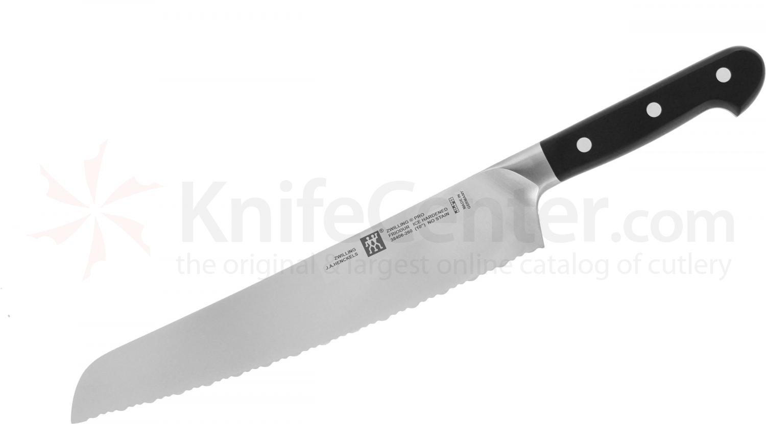 Zwilling J.A. Henckels Pro 10 inch Ultimate Bread Knife