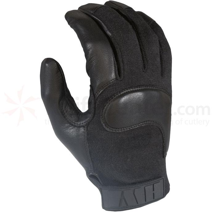 HWI CG100 Tactical Glove, Black, MD