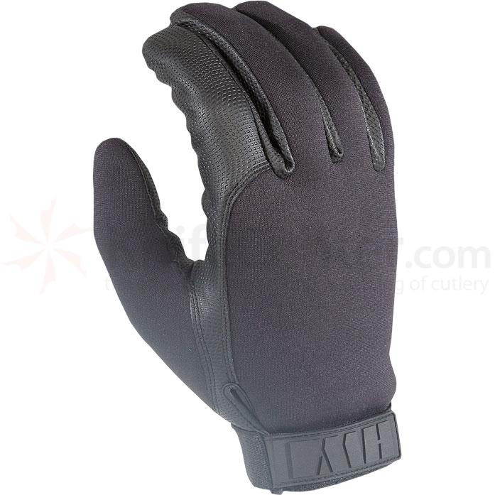 HWI ND100L Neoprene Duty Glove Lined, Black, MD
