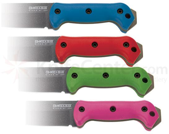 KA-BAR BKHNDLKIT Becker Handle Kit, 4 Color Zytel Replacement Handles (Knife Sold Separately)
