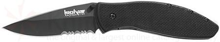 Kershaw Ken Onion Avalanche Assisted Combo Edge 3.125 S30V Blade