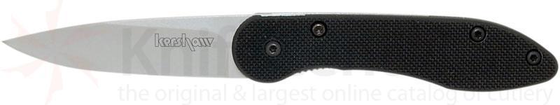 Kershaw 1770 OD-2 Flipper Liner Lock Folder 2-1/4 inch Plain Blade