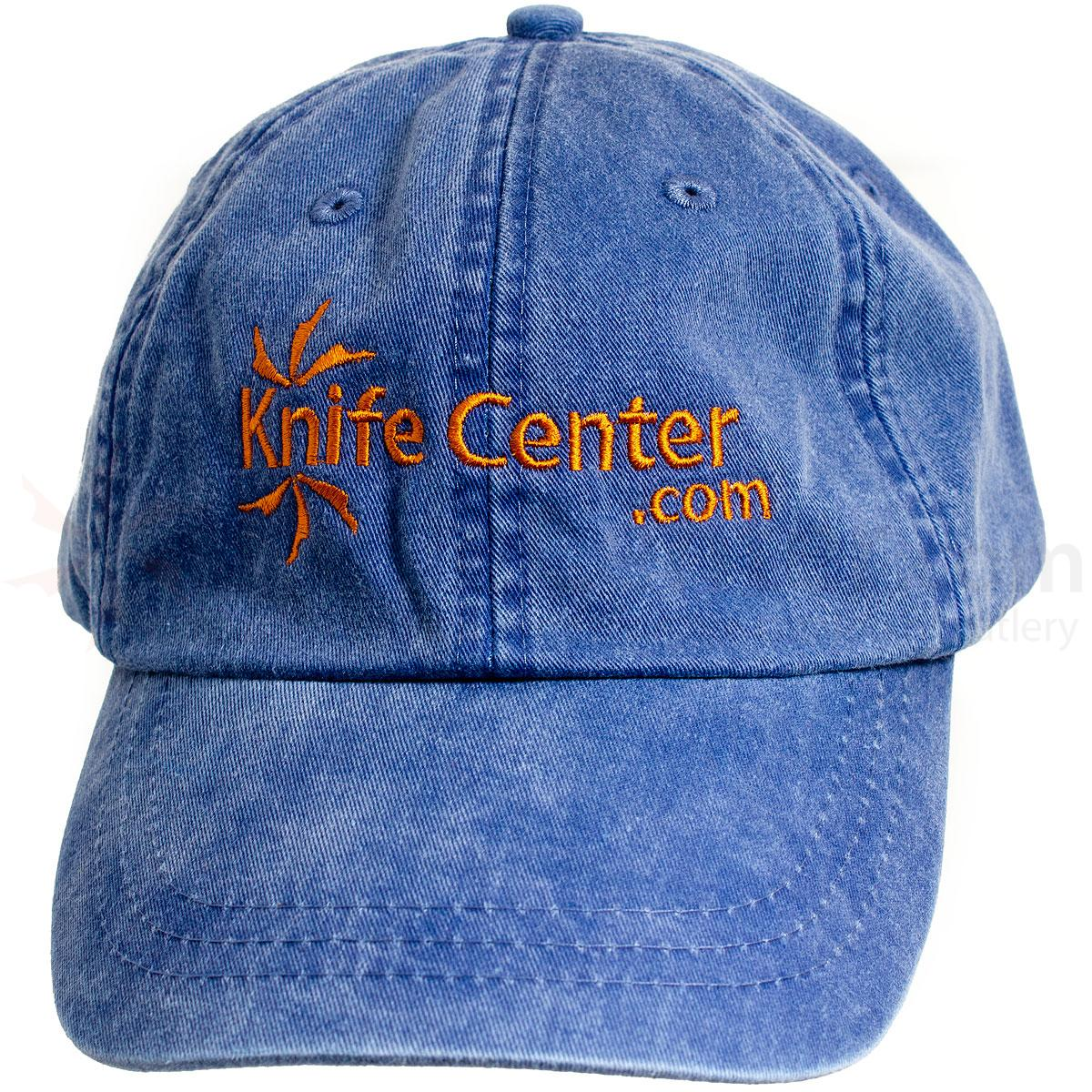 KnifeCenter.com Top Quality Cool-Crown Cap by Adams, Blue