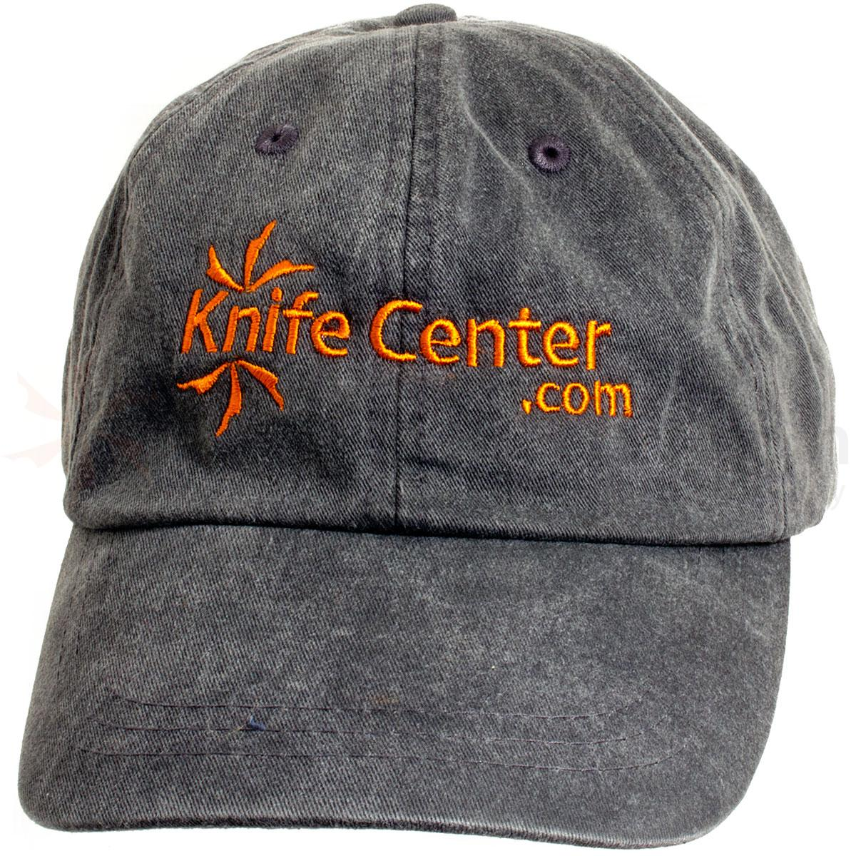 KnifeCenter.com Top Quality Cool-Crown Cap by Adams, Gray