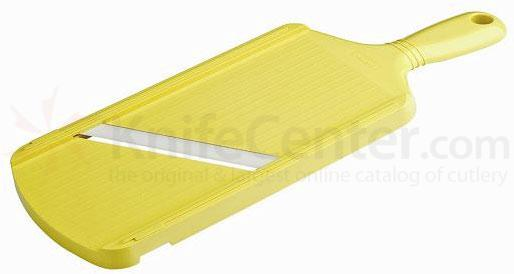 Kyocera Advanced Ceramics (Yellow) Double-Edged Ceramic Mandoline Slicer