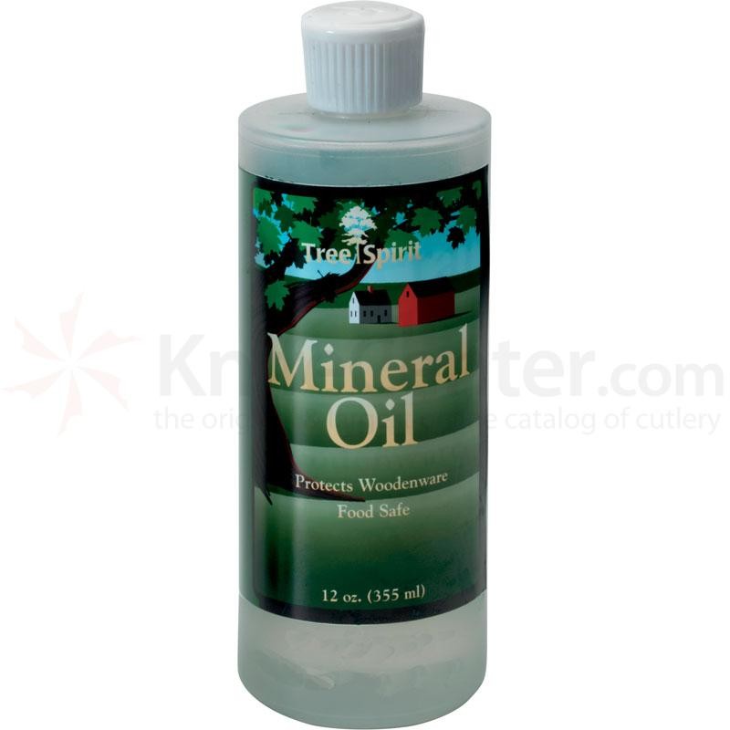 Brands of mineral oil