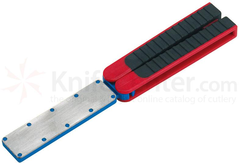 Lansky Folding Diamond Sharpening Paddle - Fine