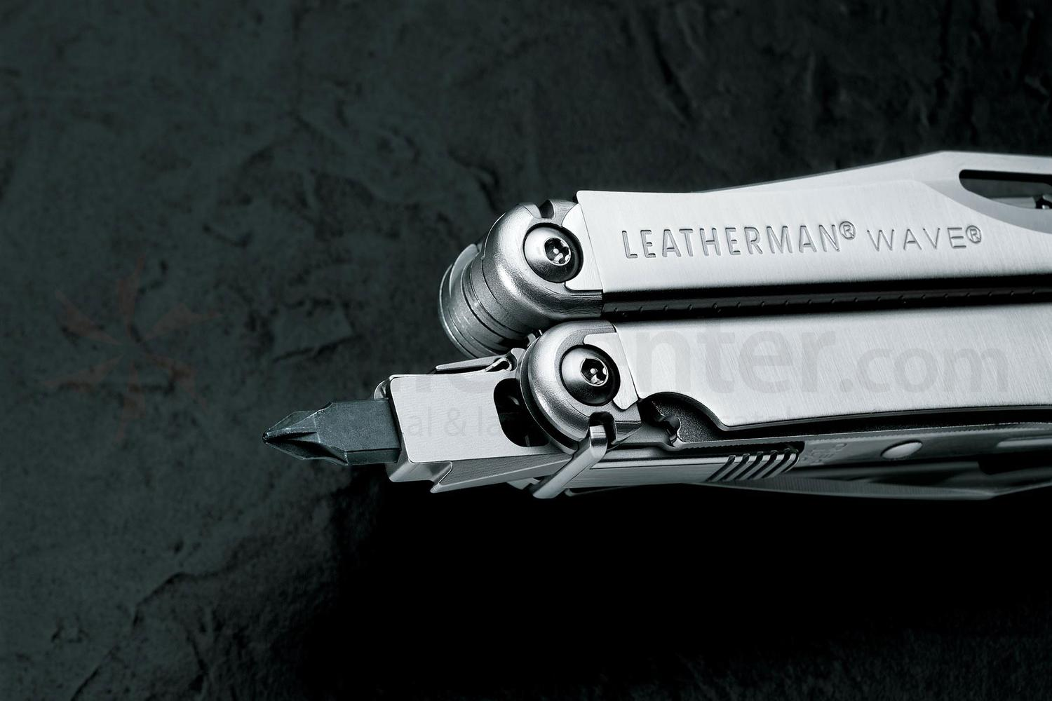 Leatherman Wave Full Size Multi Tool Stainless Nylon