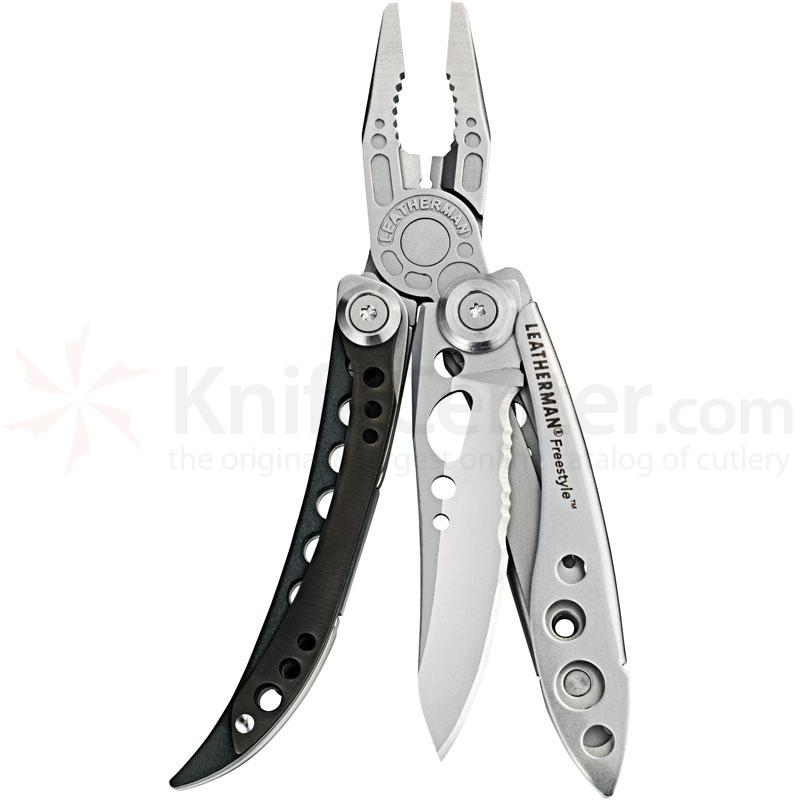 Leatherman Freestyle Multi-Tool with Stainless Steel Handles