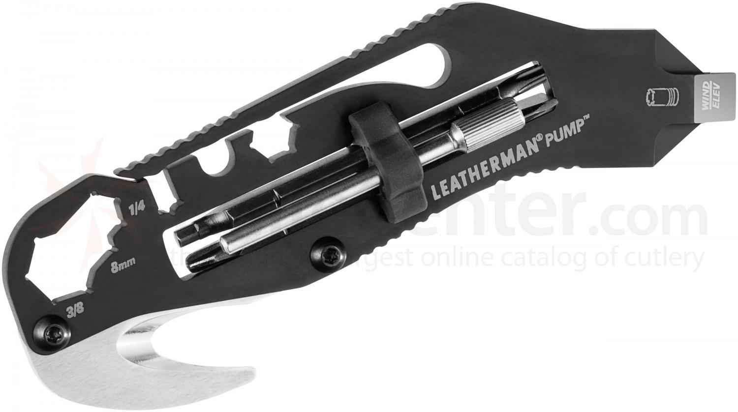 Leatherman 831801 Pump Pocket-Size Multi-Tool