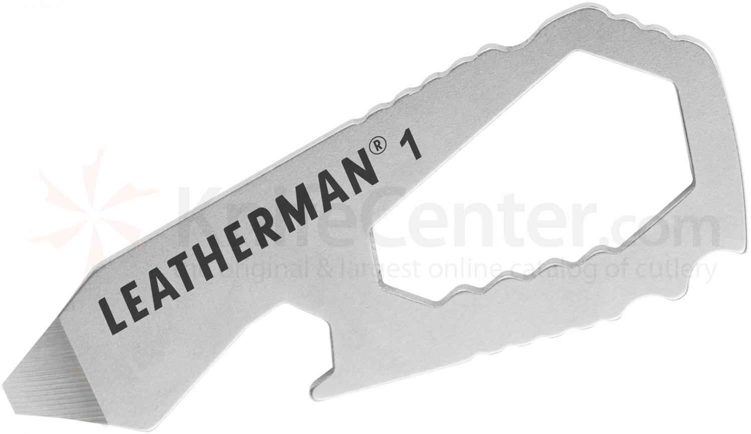 Leatherman Number 1 Keychain Size Mini Multi-Tool FREE Promotional Item with LM830948 Skeletool Purchase