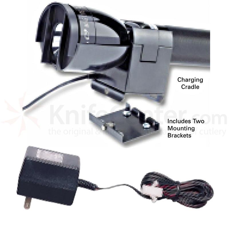 Maglite Mag Charger System, A/C & Direct Wire 12V Chargers ...