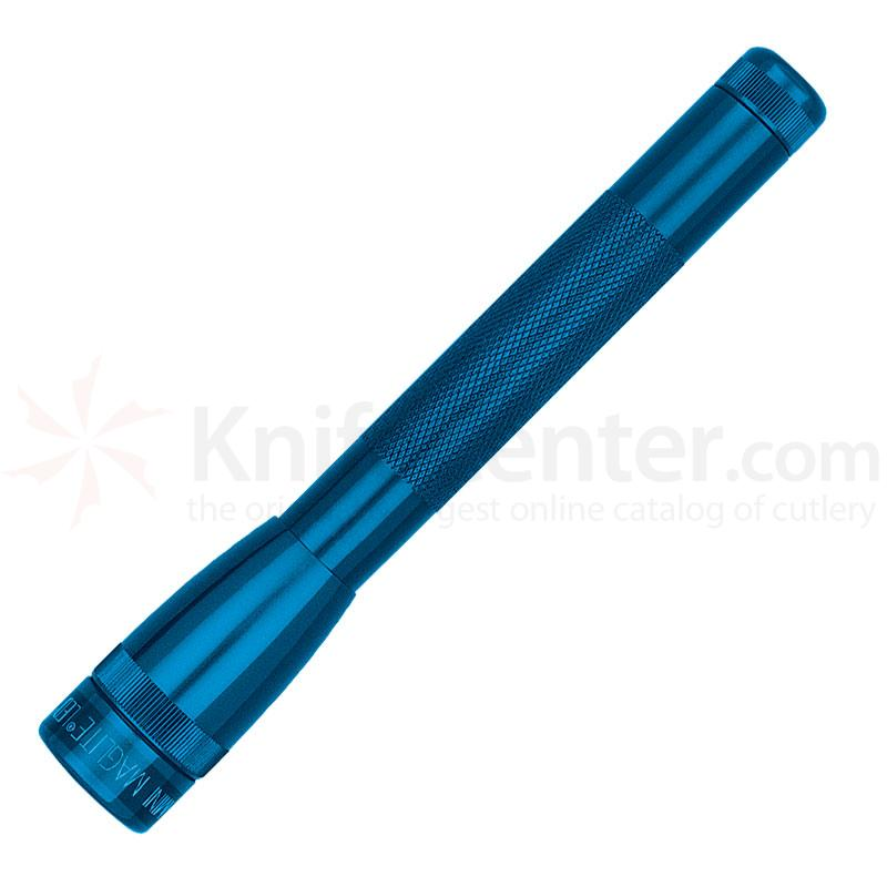 Maglite Minimag LED AA Flashlight - Blue Body