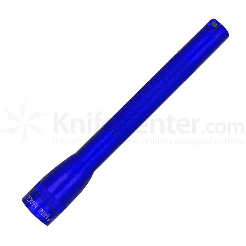 Maglite XL100 3 Cell AAA LED Flashlight - Blue Body