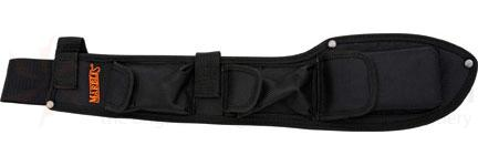 Marble's Heavy Black Nylon Belt Sheath for Bolo Camp Knife MR33514