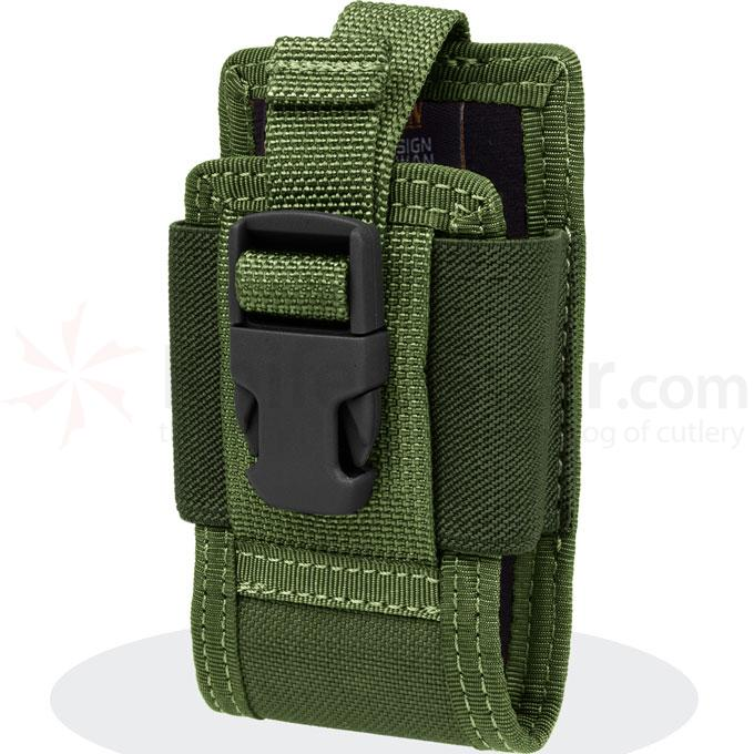 Maxpedition 0109G 4.5in. Clip-On Phone Holster, OD Green
