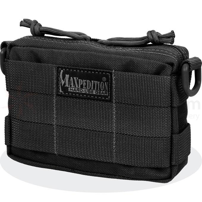 Maxpedition 0223B Tactile Pocket , Small, Black