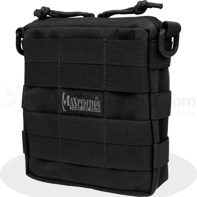 Maxpedition 0224B Tactile Pocket - Medium, Black