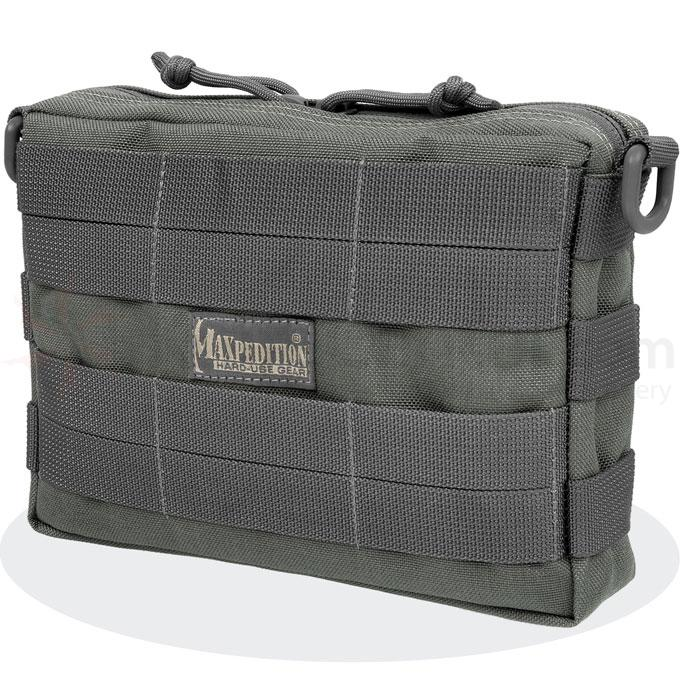 Maxpedition 0225F Tactile Pocket - Large, Foliage Green