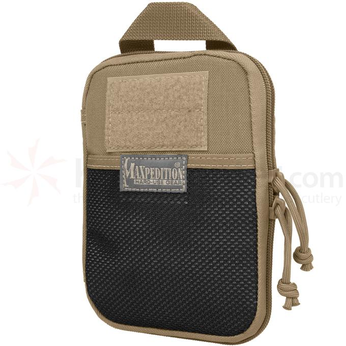 Maxpedition 0246K E.D.C. Pocket Organizer, Khaki