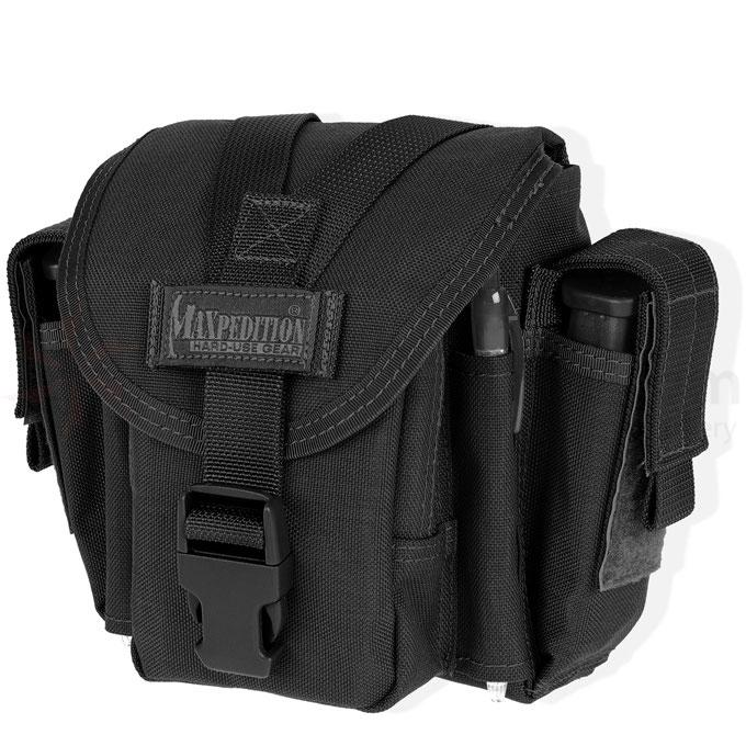 Maxpedition 0313B M-4 Waistpack, Black