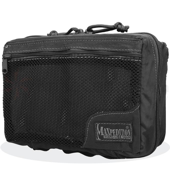 Maxpedition 0329B Individual First Aid Pouch, Black