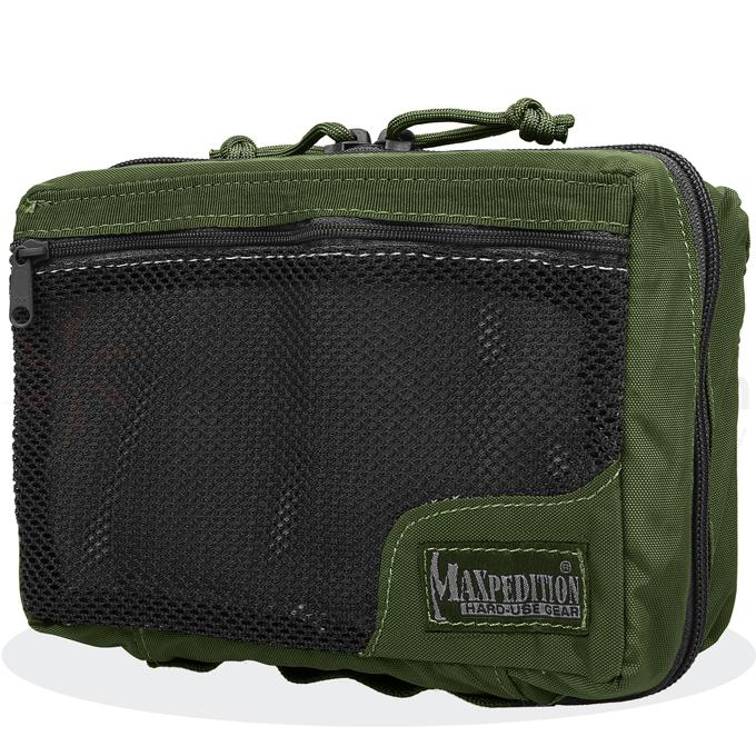 Maxpedition 0329G Individual First Aid Pouch, OD Green