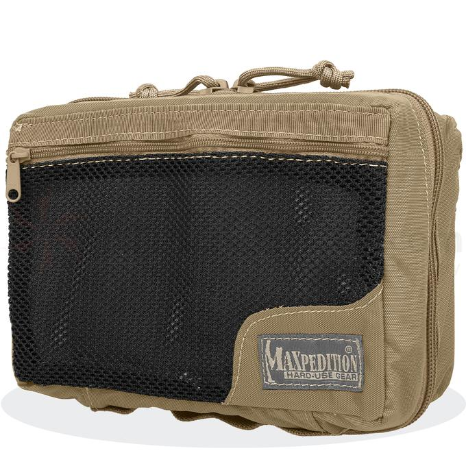 Maxpedition 0329K Individual First Aid Pouch, Khaki