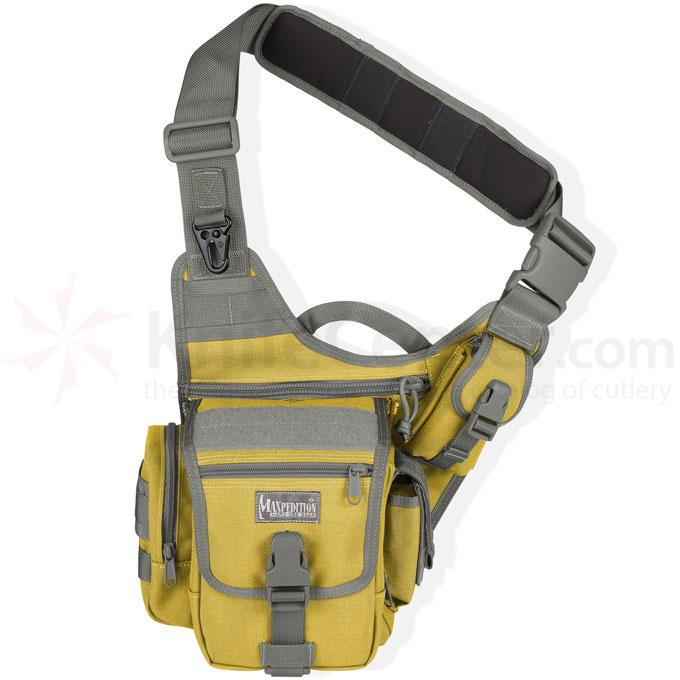 Maxpedition 0403SY Fatboy Versipack, Safety Yellow