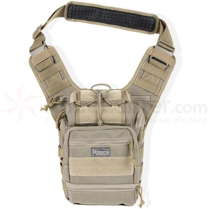 Maxpedition 0424K Colossus Versipack, Khaki