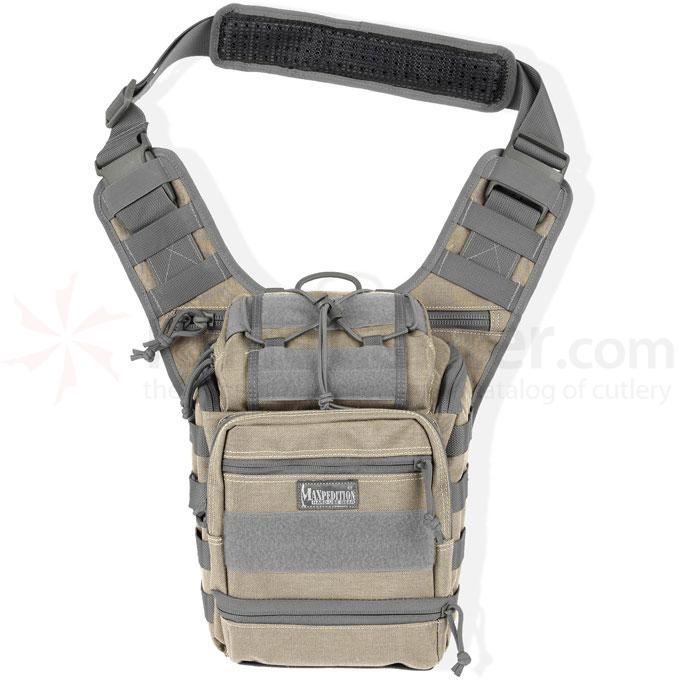 Maxpedition 0424KF Colossus Versipack, Khaki-Foliage